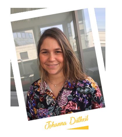 Johanna Dutheil - Inkipio : audit, expertise comptable et conseil à Lyon