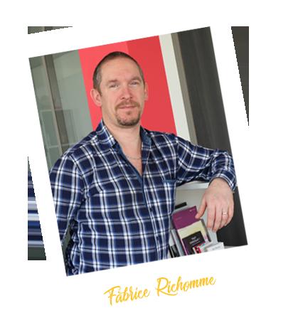 Fabrice Richomme - Inkipio : audit, expertise comptable et conseil à Lyon